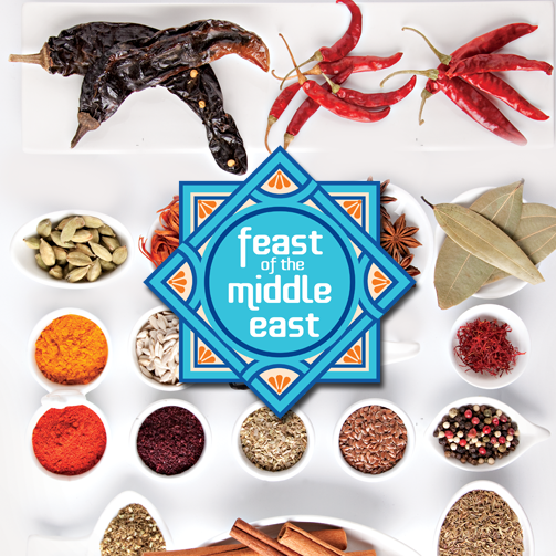 We love how Foodhall is all about Middle Eastern food this month. The flavours, the spices, the tastes are absolutely divine!