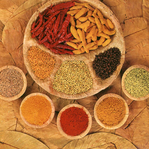 The rich and varied use of #spices makes Middle Eastern food #delicious and fun to eat.