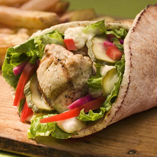 We are indulging in shawarma for dinner tonight. And you?