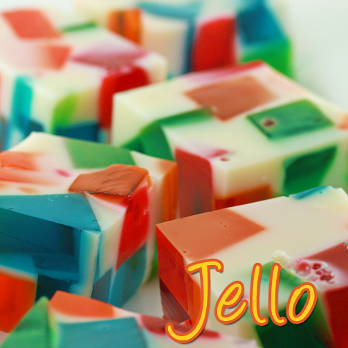 Mexicans love jello! They love it SO much you will find it everywhere. #Nokidding