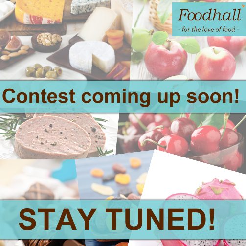 Hello everyone! We have a contest coming up. Stay tuned. :D