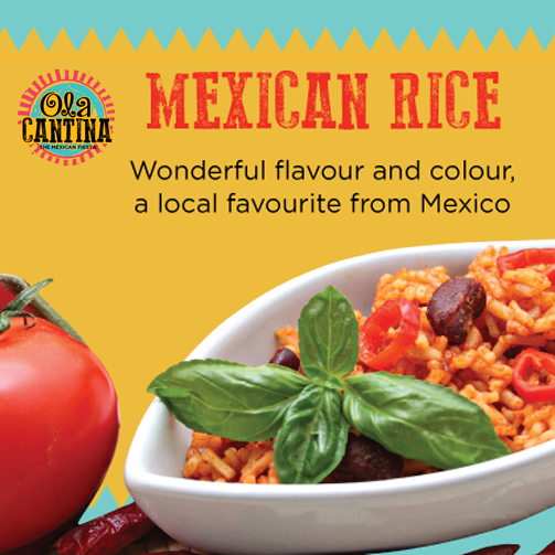 We just cannot get enough of #Mexican rice. And you?