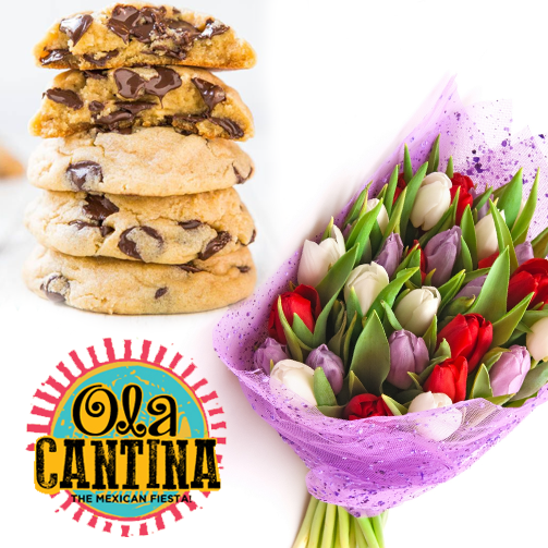 When visiting someone's home in #Mexico, it is customary to bring along flowers or sweets.