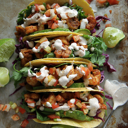 A meal of tacos is the best that will happen to you today. No matter what.