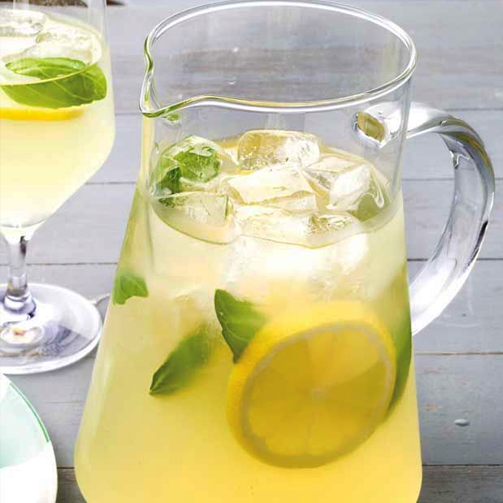 Tired of the heat? Hop in to Foodhall to cool down with some Lemongrass & Basil Lemonade. #TasteOfSummer