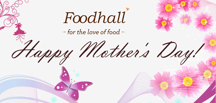 The world wouldn't be half as wonderful without Mothers. We salute the mommies of the world. Happy Mother's Day :D