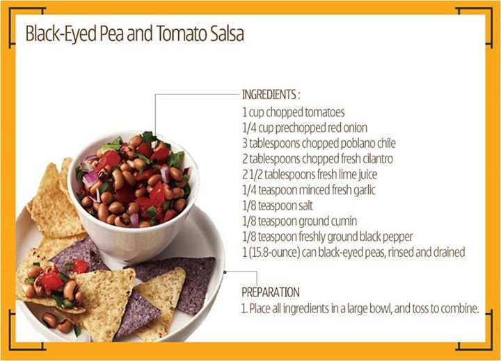 Salsa has the advantage of being a salad, sauce and relish all in one – and Tomato Salsa tops our list today!