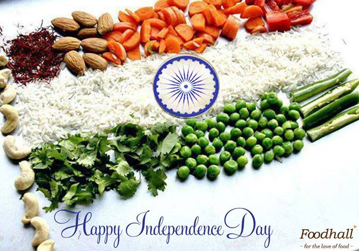 Symbolic of our traditions, let us reminisce the importance of the tricolour on this special day. Happy Independence Day!