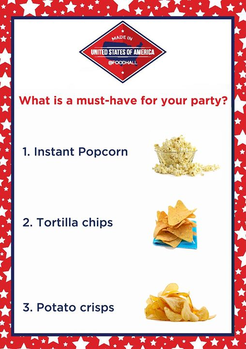 The weekend is here! What would you pick to get the party started?