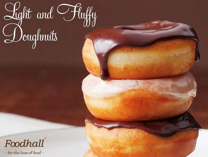 Delightful donuts to brighten your day! D'oh! Missing Homer yet?