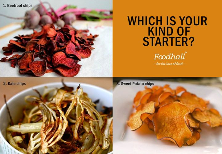 Which of these would you pick for a nourishing starter?  #Starters #HealthBoosters #GoHealthy #HealthyEating #HealthFestival