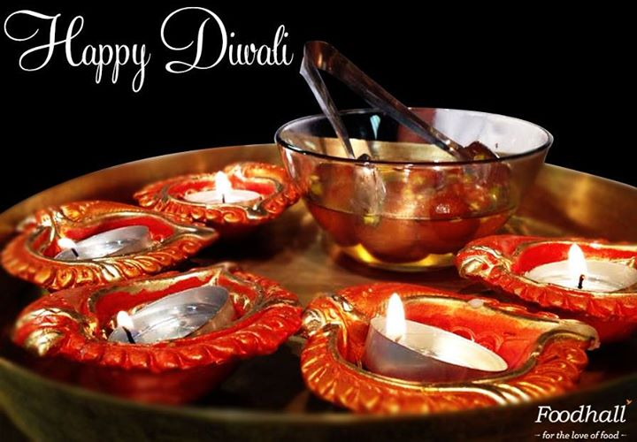 Let's celebrate the festival of lights with the goodness of traditional sweets!  Happy Diwali to you :)