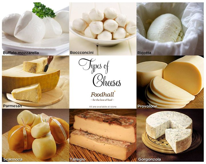 Cheese is a milk based food that is produced in wide-ranging flavors, textures and forms, most of which is available at Foodhall. So come and get your choice of cheese today!