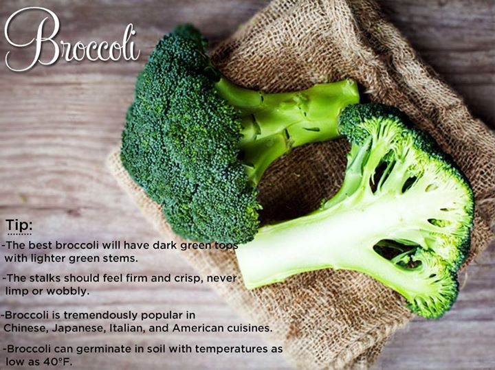 Broccoli- That miracle food that combines nutrition with taste  Avail the freshest broccoli at Foodhall!