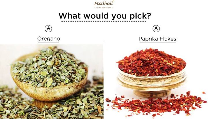 Missing flavour in your meal? There's always seasoning to bank on! Comment below with the  seasoning of your choice.