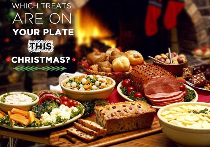 Merry Christmas! Feasting on your favourite treats? Tell us what's on the menu today :) #ChristmasFeast