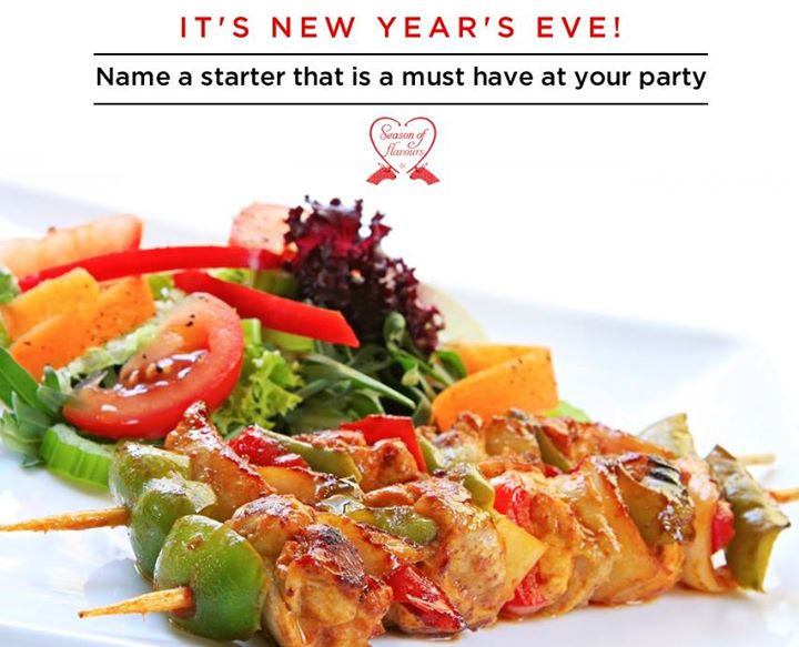 Tell us which dish would you bring in the new year with?