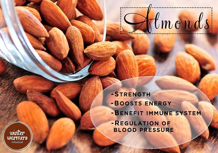 Get your daily dose of nutrition with nuts that are as healthy as they are tasty!