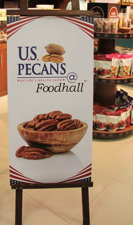 Celebrating super healthy US Pecans at Foodhall