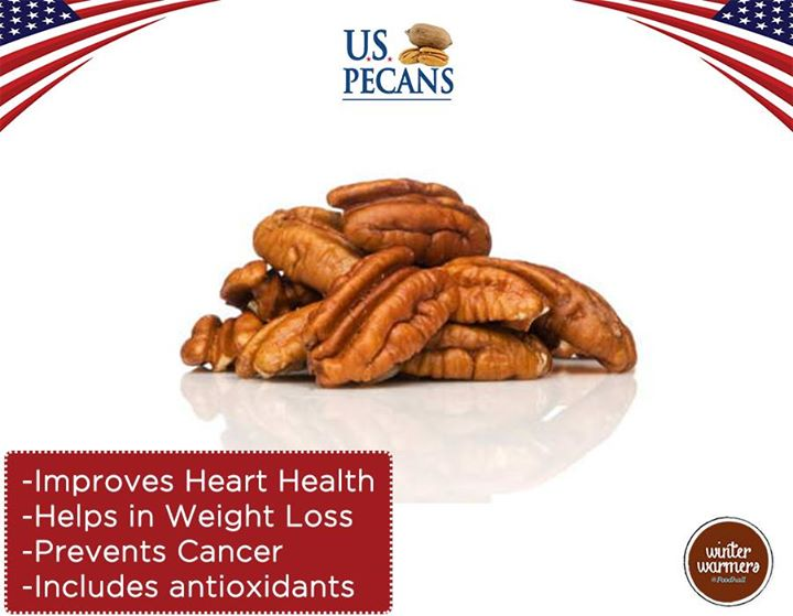 Here's how your health benefits each time you nosh on a handful of pecan nuts!  Stock up on this Superfood at Foodhall