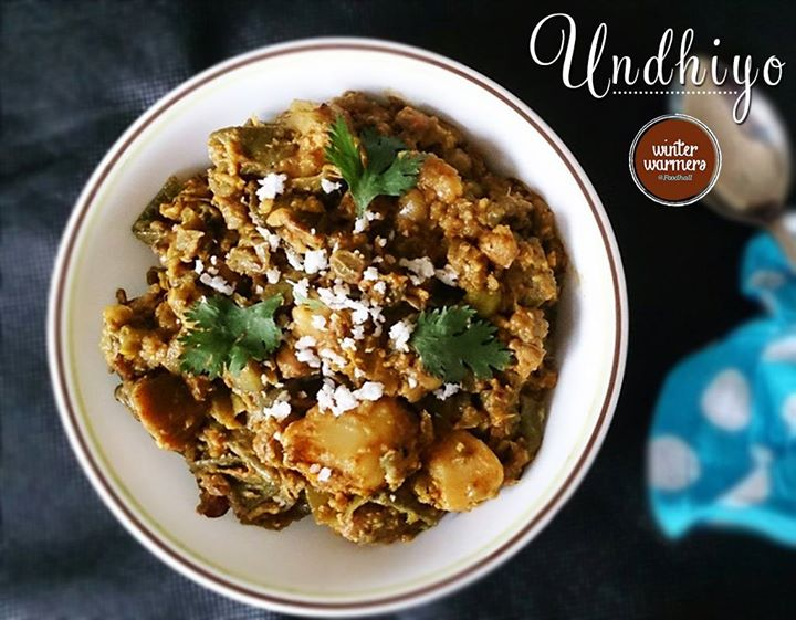 A delicious combination of winter vegetables in a peanut-sesame gravy makes for an authentic Indian delicacy you can't miss