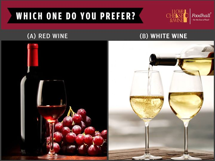 You know there's a celebration when there's wine! Tell us which of these set the mood for you?
