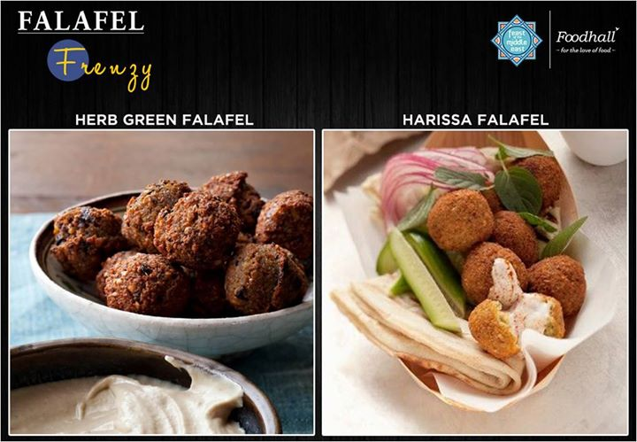 Packed with protein, this crispy and delicious Middle Eastern Falafel is downright good for you! If you're a fan of fresh greens or spicy, fiery flavours, try it all at our stores