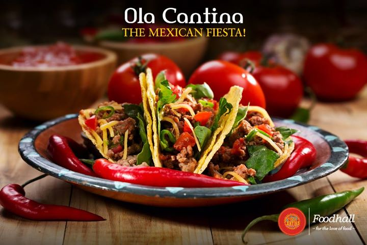 Ola! Join us as we bring in the cultural fiesta of Mexican cuisine full of spice, color and flavor, at our stores this month.  Maximum Madness. Maximum Mexican. Only at Foodhall!