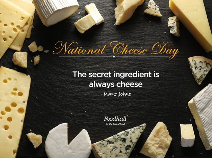 Say Cheeeese! It's the day for good ol' cheese- The wondrous delight of goodness and flavour.  Tell us your top cheese recipes to celebrate National Cheese day in full glory!