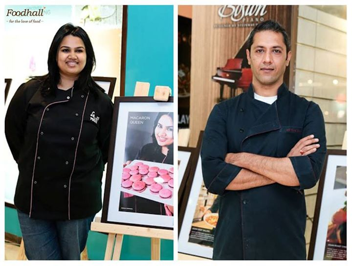 Witness the story behind the creations of some of the most Celebrated Masterchefs.  Catch a glimpse of the culinary expeditions of celebrity chefs Vicky Ratnani, Pooja Dhingra and Aditya Bal, through an exclusive photo exhibit at Foodhall @ DLF PLACE, SAKET all this week!