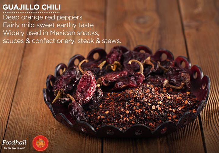 What's a Mexican fiesta without the zing of chillies? Spice up your palette with a variety of chillies available at our stores.