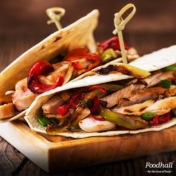 Whip up a fresh batch of Fajitas in the comfort of your home with convenient Fajita Kits available at Foodhall