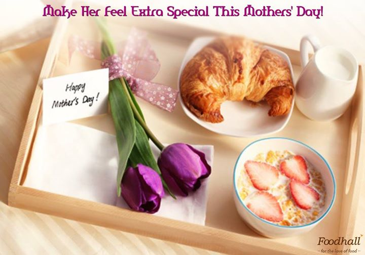#MothersSpecial Delight your Mother with delicious treats, this Mother's day! Celebrate this special occasion with iconic recipes from her collection.  Share a picture of a special meal by your Mother and we'll feature our favourites.