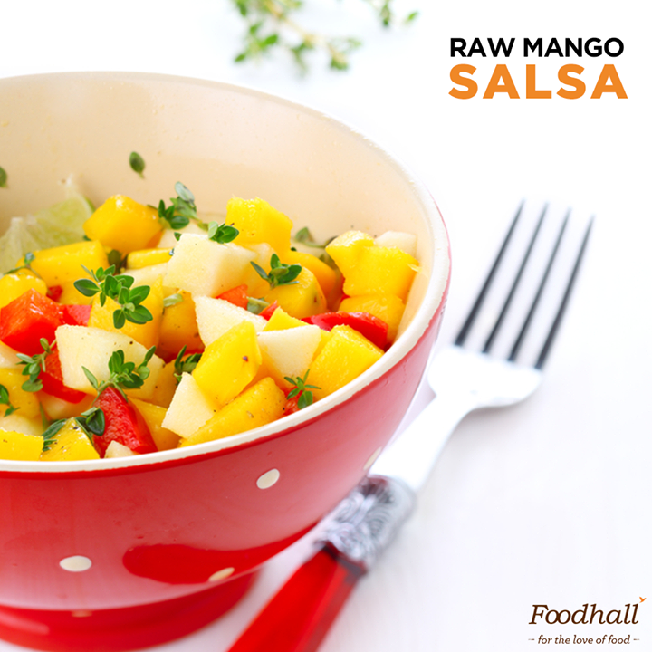 Savour the goodness of raw mangoes at Foodhall!  As we celebrate the versatility of the fruit, watch out for blissful combinations created with a variety of flavours to compliment the natural tang of raw mangoes