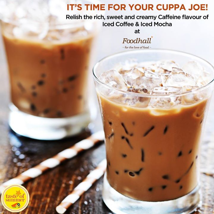 All you need is ice and a frosty glass to relish this summertime showstopper. Cool off on the go, with the perfect pick me up at our stores!  Starring at Foodhall Palladium Mumbai and DLF Promenade