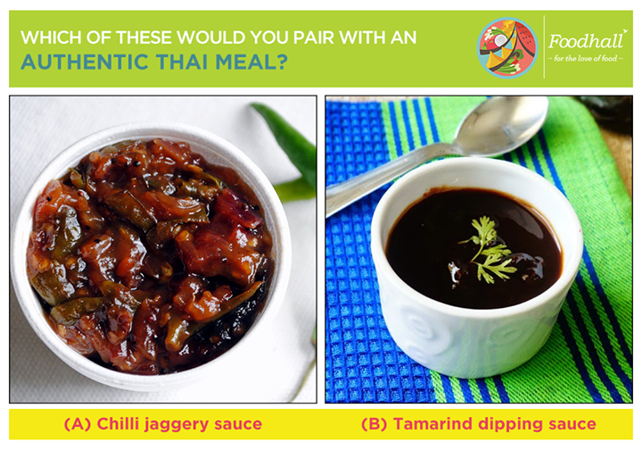 Tangy and zesty tamarind or a blend of fiery chilli with sweet jaggery? Which flavours would you select for your dipping sauce?