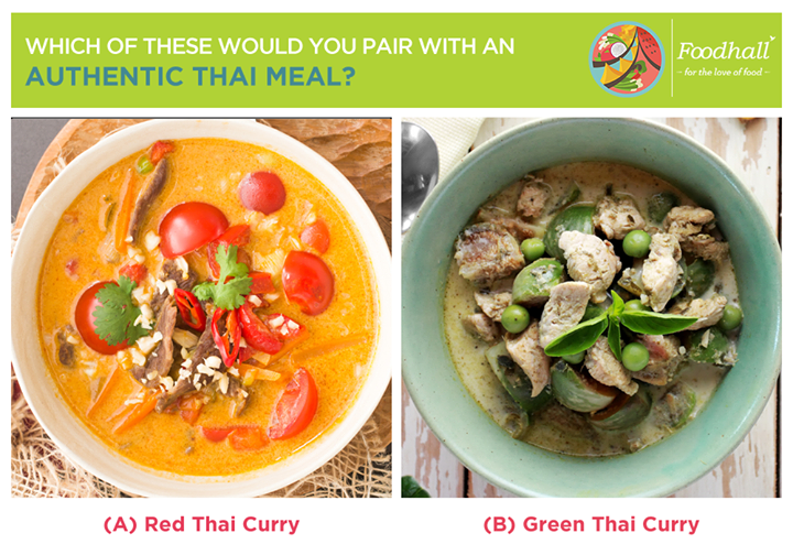 An authentic Thai meal is incomplete without this unanimous favourite.  We ask you the ultimate question, which Thai curry would you prefer- Red or Green?