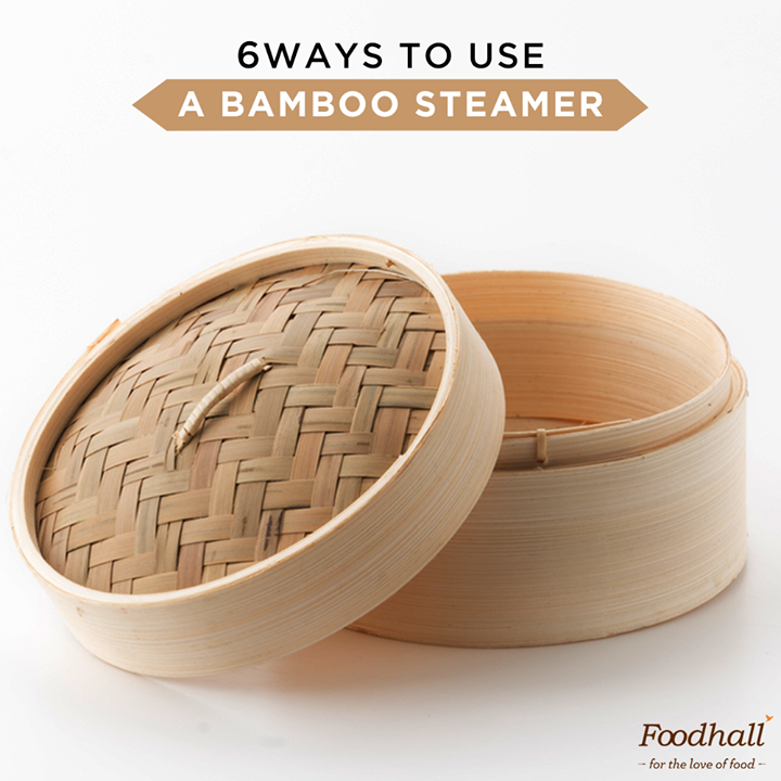 A convenient way to steam vegetables and prepare meals, here we list a few unique ways to use a bamboo steamer. Come and buy the versatile bamboo steamer at our stores!