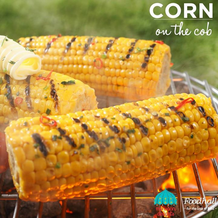 A delectable dollop of butter with a dash of salt and pepper is all you need to bring out the natural sweetness of corn on the grill.  Grill the perfect batch of corn at home with our range of barbecue grillers in stores!