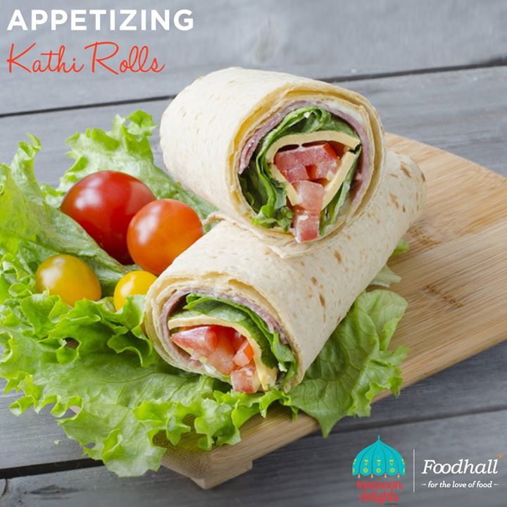 If you're looking for something fulfilling yet delicious, Kathi rolls are your best bet!  Tender paneer or chicken wrapped in whole wheat rolls, try these wholesome and delectable rolls at our stores.
