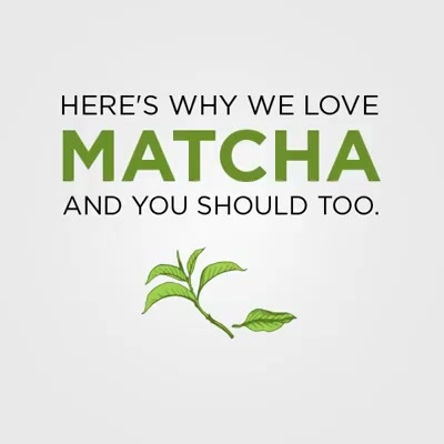 Bright green, high in antioxidants & good in just about anything. Here's why you should give Matcha a go right away!  . . Which #Matcha-infused food would you like to try?