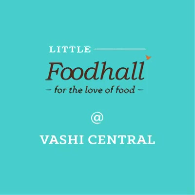 Cheers to good food & our brand new Little Foodhall that just opened in Vashi!! 🎉