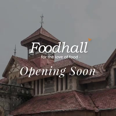 Your favourite food store has a new address. Stay tuned for more updates.