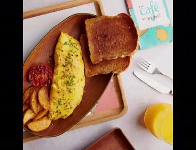 We've got the recipe to make your Monday mornings better. Add Rs. 150 to your breakfast order and get a croissant and unlimited refills of coffee between 8:30am and12pm every Monday at The Café By Foodhall, Linking Road.