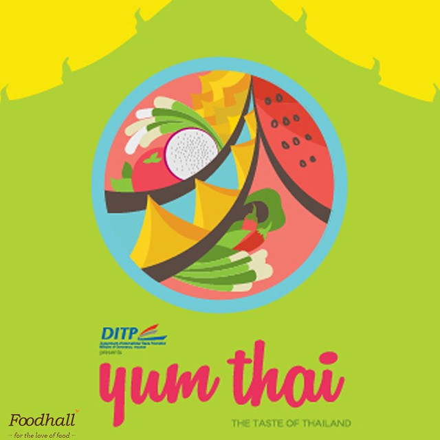 #TasteOfThailand From delectable Thai Salads to authentic curries and sauces, Come and Discover the traditional cuisine of Thailand all month at Foodhall @ Palladium, Foodhall @ 1MG Road, Bangalore & Foodhall @ Phoenix Marketcity, Pune!  #FoodhallIndia #FoodhallFest #YumThai