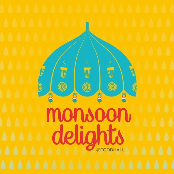 Sizzling hot delicacies and monsoon go hand in hand.  Foodhall brings you delicious monsoon delights all this month, walk in and pick your favourites. #ForTheLoveOfFood  #foodhallindia