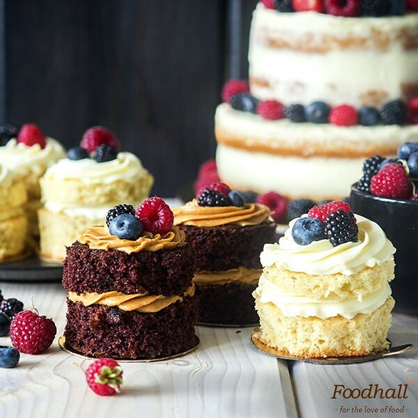 Did someone say #dessert? We're feeling the New Year vibe already & have an exquisite menu from Party Chef by Foodhall.  With our selection of desserts – you can have a tray full of delectable petit fours that will turn any #party into an extraordinary event. Call us to place an order today!  #ForTheLoveOfFood #FoodHallIndia