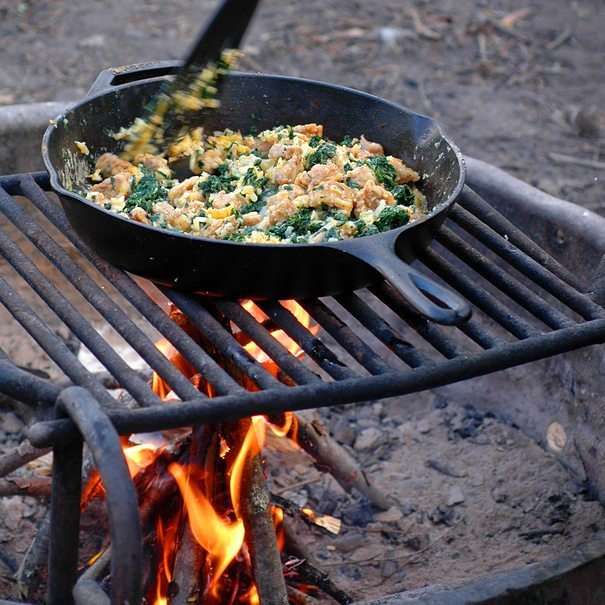 Crushing on cast iron pans today. Check out our stories to know more about it.