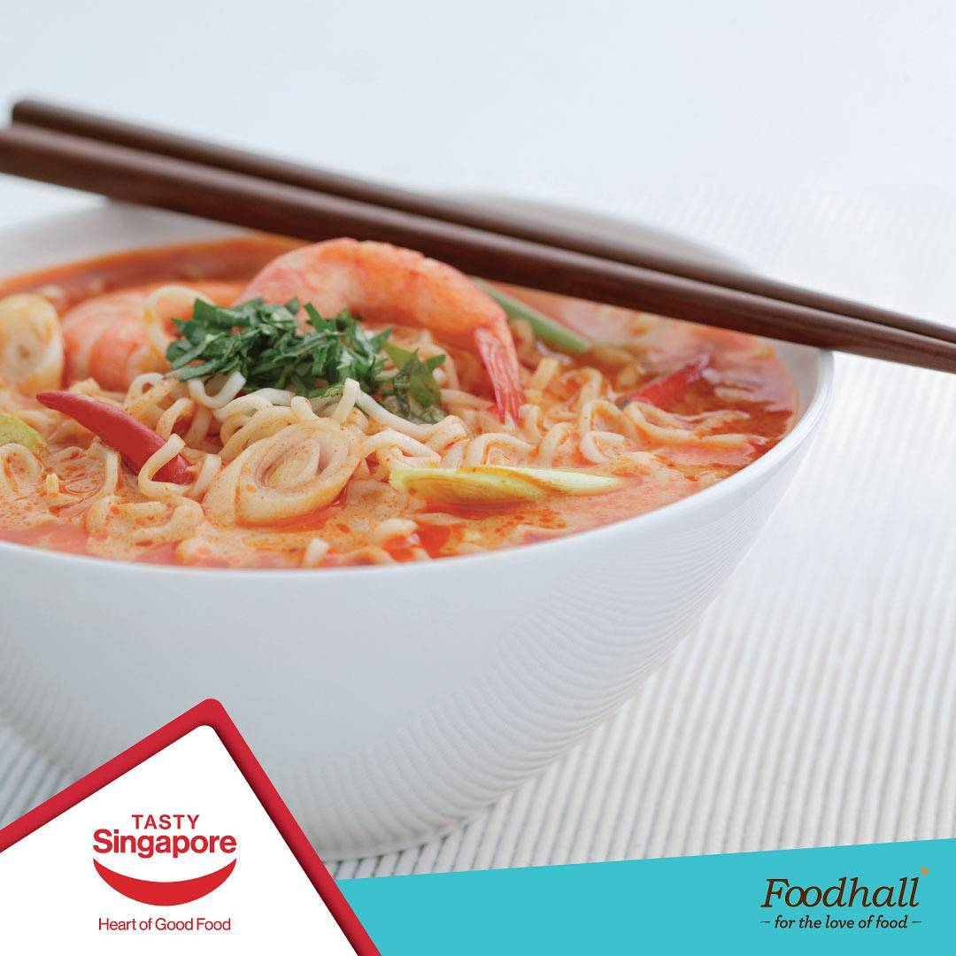 Discover a world of flavour with Koka, Singapore's finest instant noodles brand. Every flavour is steeped in nostalgia and unbelievably addictive. Try them all only at Foodhall! #Kokanoodles #Purplewheatnoodles #Koka #tastysingapore #instantnoodles