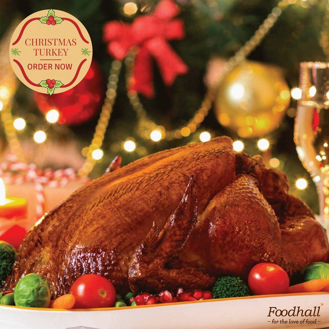 Christmas Dinner In A Can.Foodhall Christmas Feast Should Be A Breeze And We Can Make